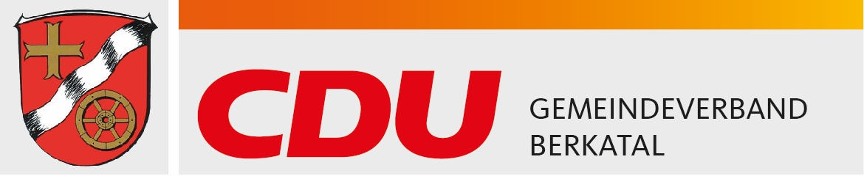 Logo von CDU Berkatal
