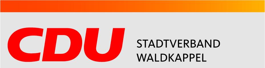 Logo von CDU-Stadtverband Waldkappel