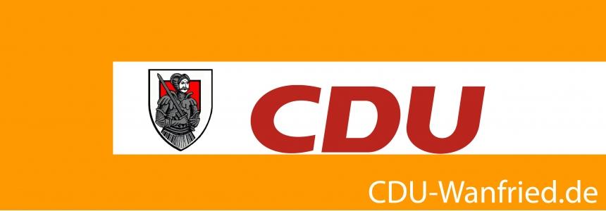 Logo von CDU Wanfried